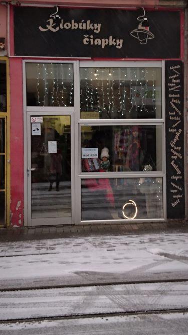 ISTRA predajna Obchodna Bratislava