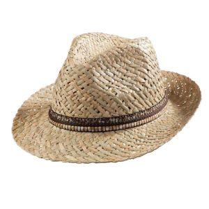 letný slamený klobúk
