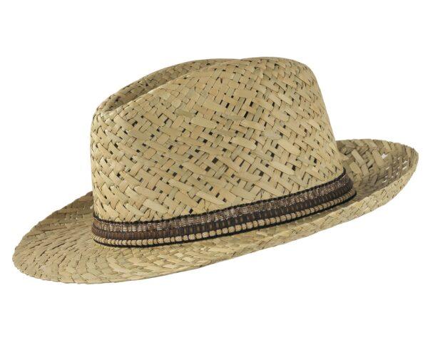 letný slamený klobúk 2632