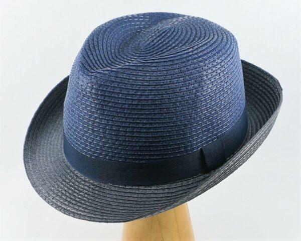 modrý letný klobúk pánsky2671 (2)