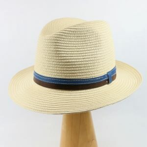 letný klobúk pánsky svetlý