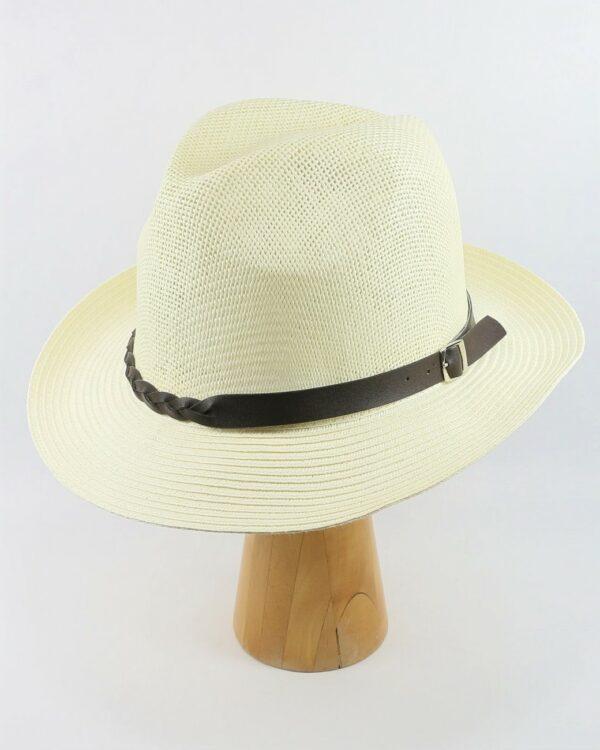 letný klobúk biely 2678 (1)