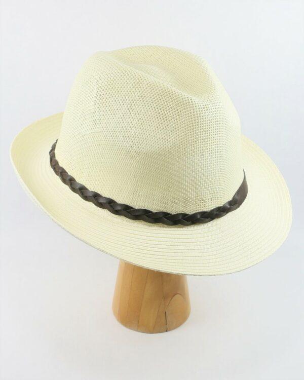 letný klobúk biely 2678 (2)
