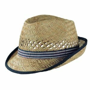 detský slamený klobúk
