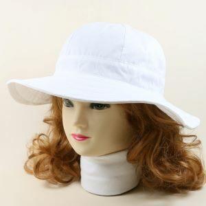 letný bavlnený klobúk