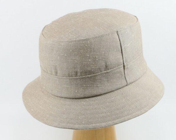 ľanový klobúk športový 4219 (1)