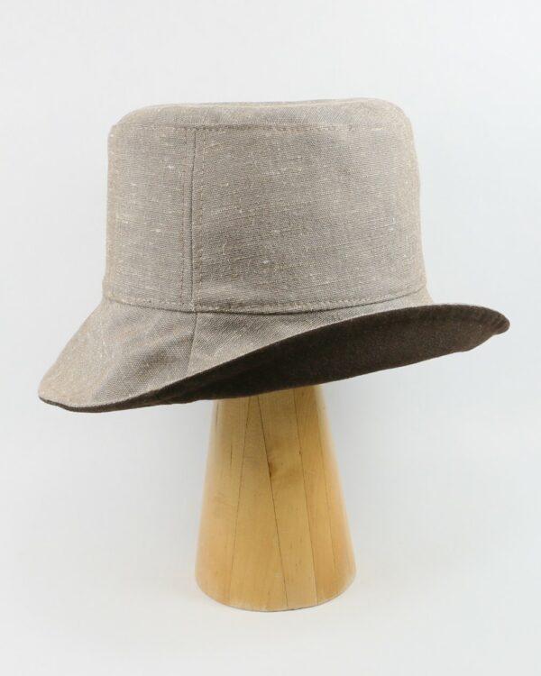 športový klobúk ľanový 4229 (2)