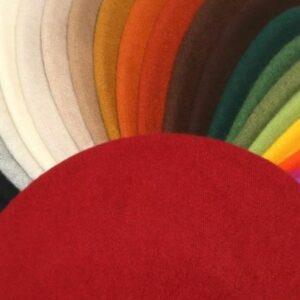 dámske baretky vzorkovník farieb