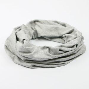 nákrčník univerzálny sivý