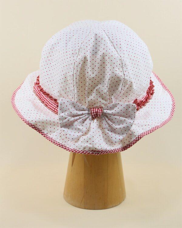 dievčenský klobúk letný 9746 (1)
