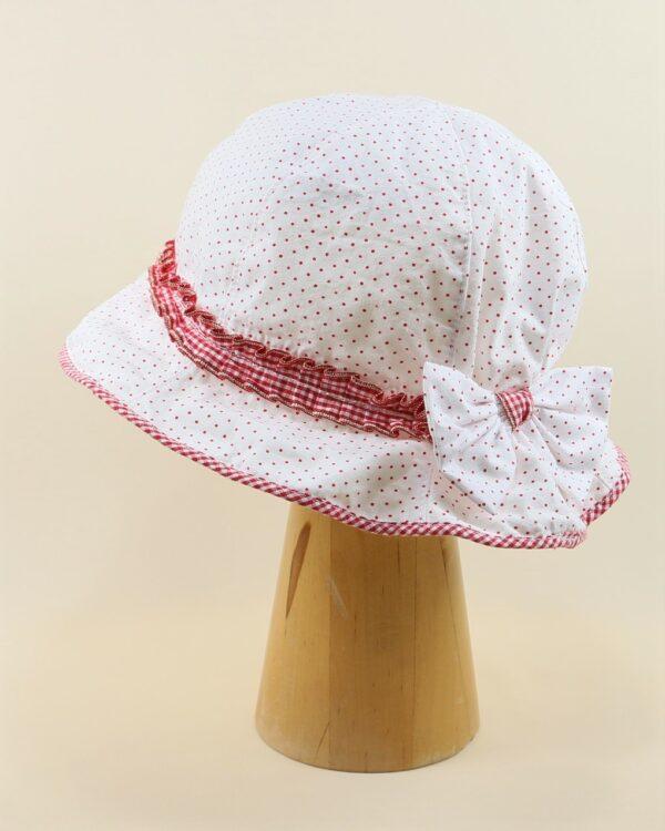 dievčenský klobúk letný 9746 (2)