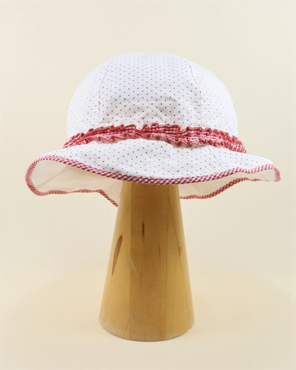 dievčenský klobúk letný 9746 (3)