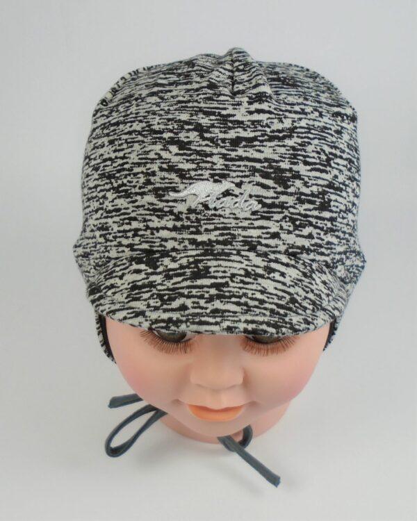 detská bavlnená čiapka so šiltom A 5875 3