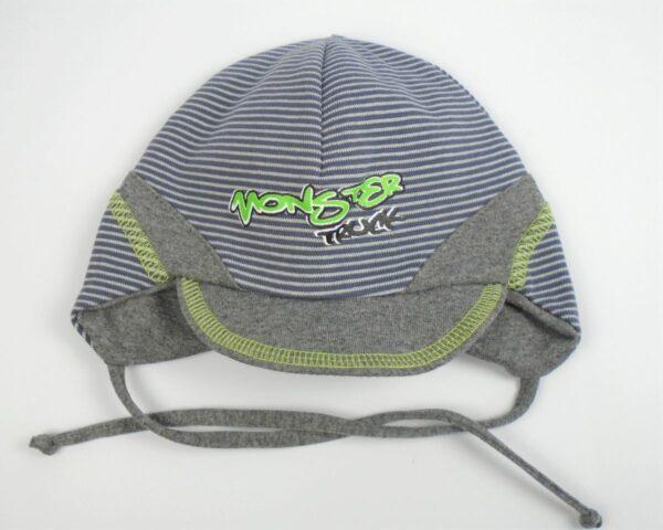 detská čiapka so šiltom bavlnená A 5941 3