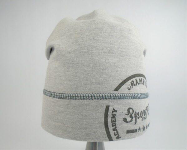 detská čiapka s lemom A 9108 3