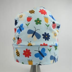 jarná detská čiapka
