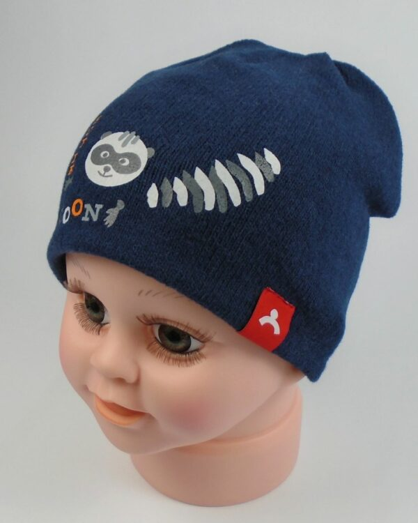 jarná detská čiapka jesenná A 9176 5