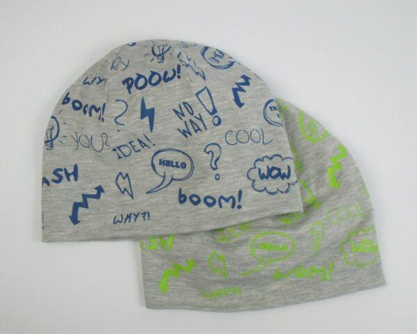 tenká detská čiapka jar leto A 9546 17