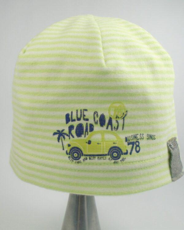 bavlnená čiapka pre deti A 9561 7