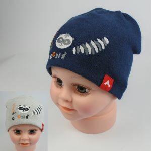 jarná detská čiapka jesenná